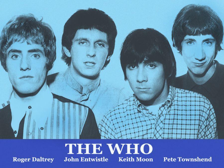 Дискография the who